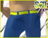 [SM] Blue Jeans - 3 Male