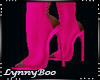 *Abby Pink Boots