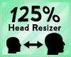 Head Scaler 125%