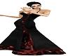 Vampiresss Gown