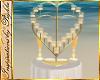 I~Beach Heart Fountain