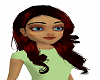 capelli lunghi rossi