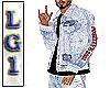 LG1 Good ViBES Jacket