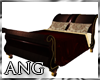 !A! Poseless Sleigh Bed