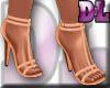 DL: Luvie Sandals Peach