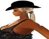 frosty blonde/w hat