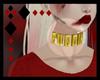 PUDDIN' Choker ♦