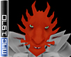 Red Dragon Head