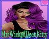 Elodia Black Purple