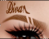 P►Diva Brow Red/Ginger