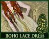 Boho Lace Gold