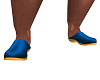 Men's  Blue Clogs V1