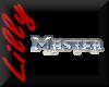 Master Avi Sticker