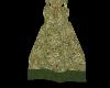 (DL) Lt Grn Orient shawl