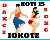 Dance&Song Iokote Remix