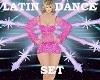 Latin, Dance, Party, Set