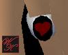 {WK}heart ring