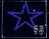 SB Neon Blue Star