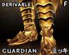 ! Guardian Angel Boot F