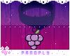 AtomicPop Grape Collar