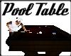 Pool Table w/Sticks