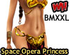 Space Princess BMXXL
