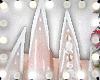 Diamond Nails W/Rings