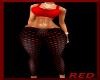 xbm red Gym Wear