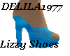 Lizzy Shoes-Summer Blue