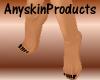 (ASP)T Model Dainty Feet