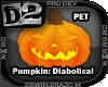 [D2] Pumpkin: Diabolical