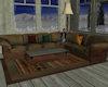 [M] Winter Cabin Sofa