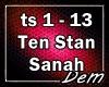 !D! Ten Stan Sanah