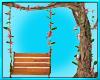 Fairy Garden Tree Swing
