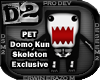 [D2] Domo Kun Skeleton