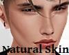 Skin, natural, male