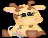 Kids Pink Zoo Giraffe