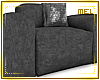 ☮ Modern Loveseat ""