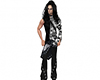 Gothic pants male