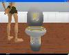 {ys} Funny Toilet