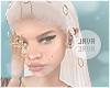 J | Cardi B white