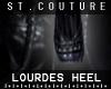[SAINT] Lourdes Heel