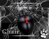 Black Widow -Chair