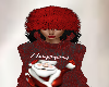Hat ~ 20 Red