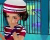 Kids Prisoner Hat +Cuffs
