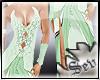 ~S~Green Venus Dress