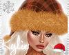 GingerBread Santa Hat