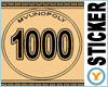 Mvunopoly Money - 1000
