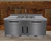 Industrial Kitchen Sink