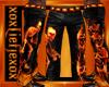 [L] Halloween 20 Pants M